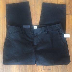 NWT Gap Slim City Crop pants. Size 12P